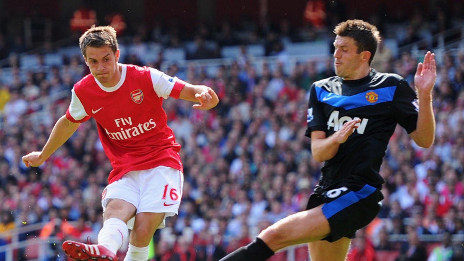 Arsenal 1 - 0 Man Utd - Match Report & Highlights