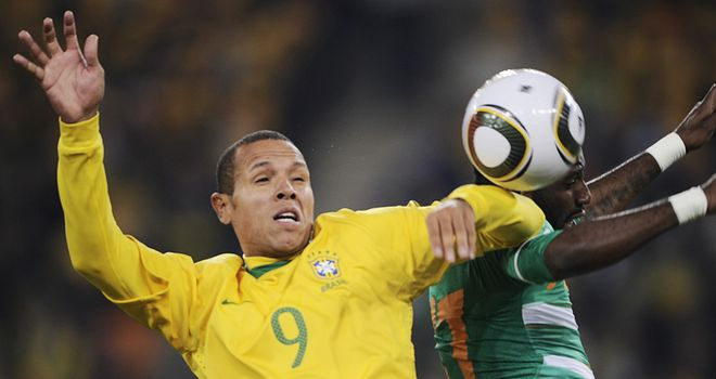 Luis Fabiano: Could be lured back to Europe by Anzhi