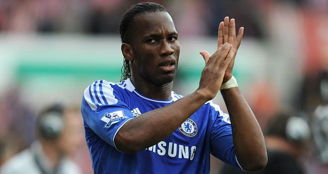 Didier Drogba: Reports suggest he has snubbed a new deal at Chelsea and is heading for the exits