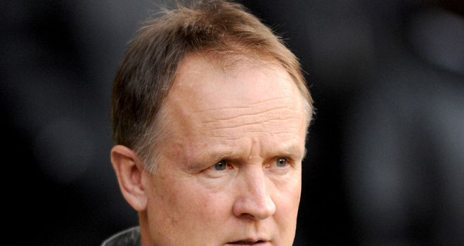 Sean O'Driscoll: Pleased to have been named Crawley Town's new manager