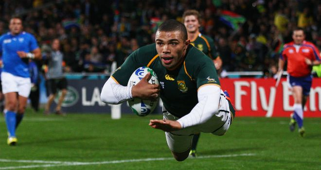 Habana: Record-breaking try