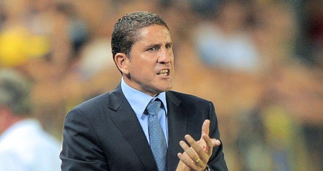 Juan Carlos Garrido: New Betis boss