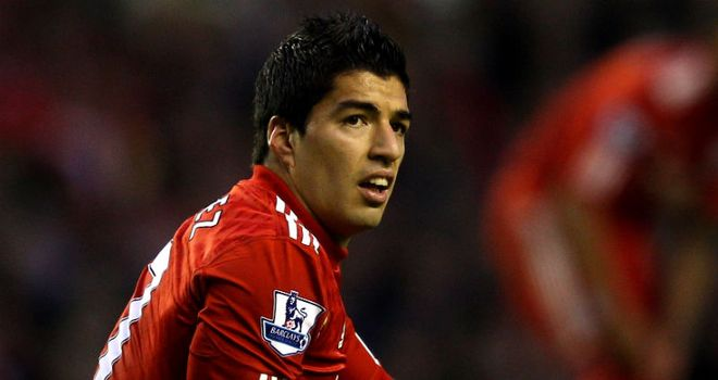 Luis Suarez: Liverpool's star striker has been defended by Dalglish