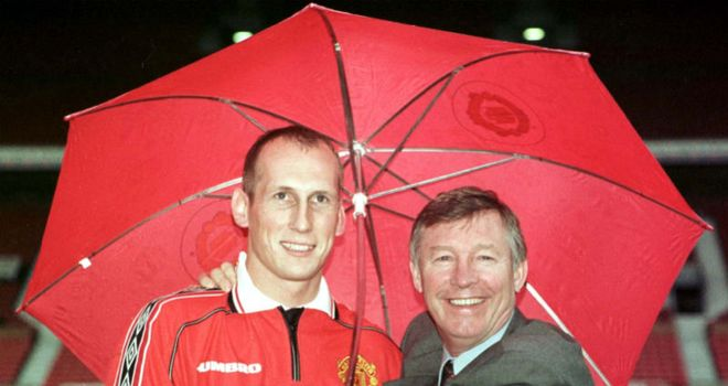 Ferguson admits he made a mistake in selling Jaap Stam when he did