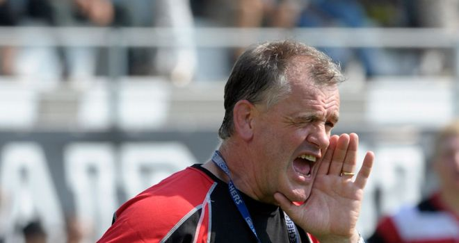 Brian McLaughlin: Ulster supremo has made changes