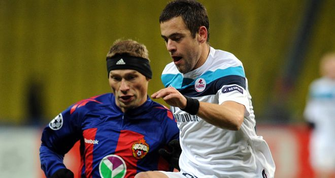 Joe Cole: Keen to stay at Lille and the French club are interested in discussing a permanent deal