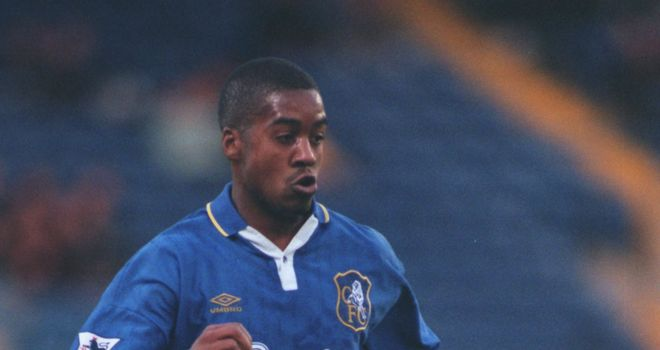 Eddie Newton played 165 times for Chelsea in the 90s