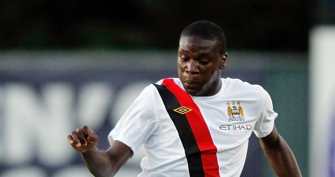 The former France U19 international joined Wednesday from Manchester City in 2013