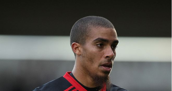 Lewis Grabban: Rotherham United have rejected an approach from Crawley Town for the striker