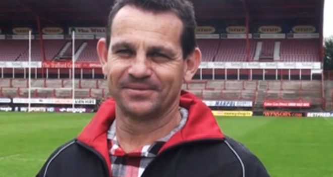 Matt Parish: Former Salford boss to lead Samoa at the World Cup