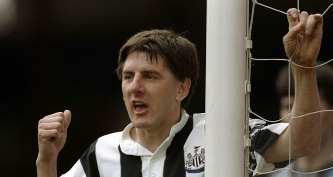 Beardsley played over 300 times for Newcastle, and went to coach their U23s
