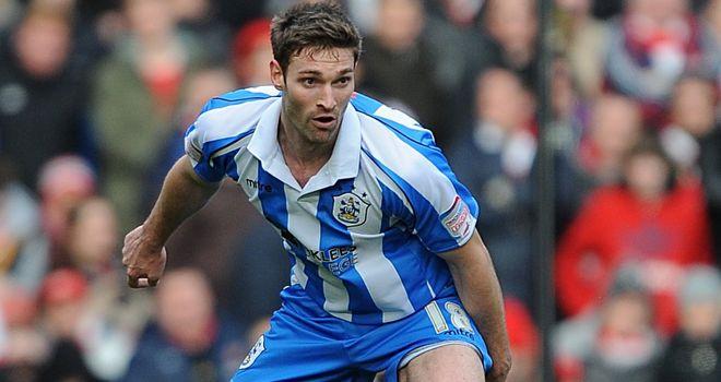 McCombe: Back at Huddersfield