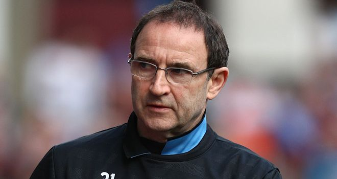 Martin O'Neill: Set to be confirmed as Sunderland's new manager over the weekend