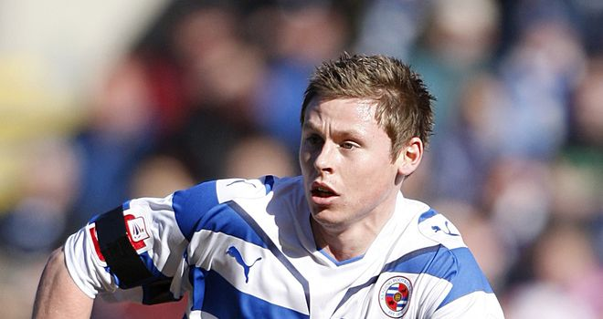 Simon Church: A number of clubs are keeping tabs on the Reading striker's situation