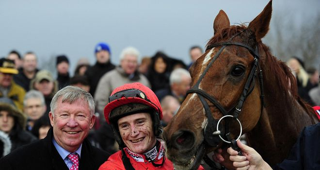 Harry The Viking: A leading fancy in the Scottish National
