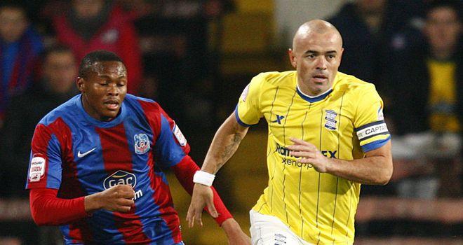 Stephen Carr: New deal at Birmingham