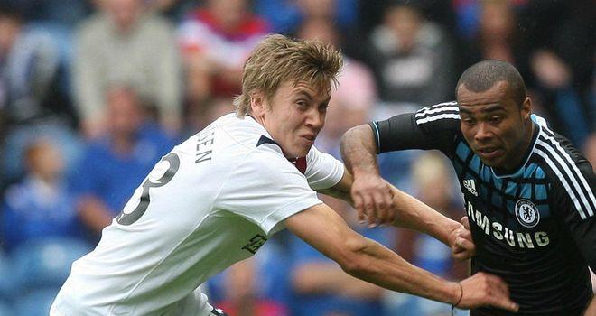 Thomas Bendiksen: Rangers hoping Norwegian midfielder will sign a new contract