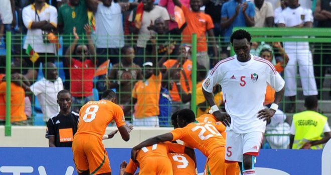 Didier Drogba: Celebrates his winner