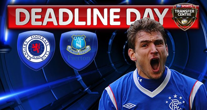 Nikica Jelavic: Joined the Toffees from Rangers for undisclosed fee