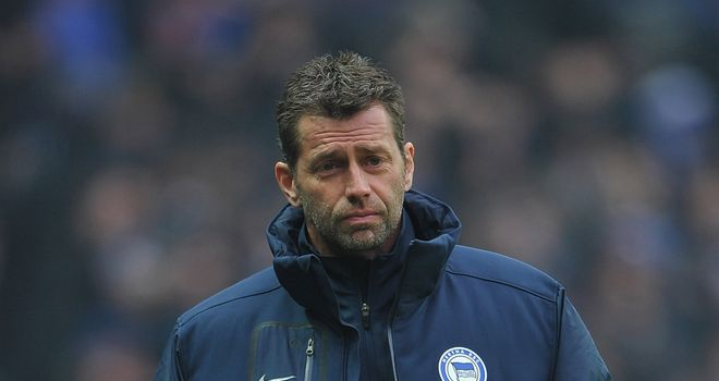 Michael Skibbe: Lasted just five games in the Hertha Berlin hot-seat