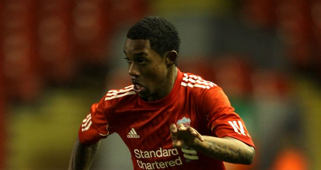 Jason Banton: Former Liverpool youngster is set to try his luck in Major League Soccer