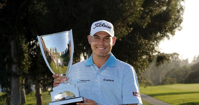 Bill Haas: Won a three-man play-off for the Northern Trust Open