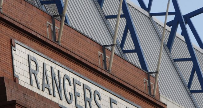 Rangers: Players have been warned they need to reach an agreement on wage cuts