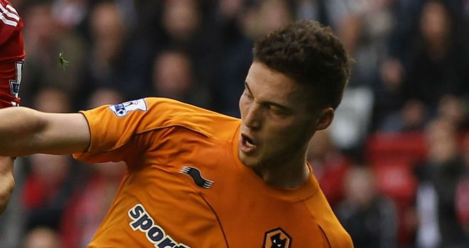 Matt Doherty: Focused on Wolves after loan spell with Hibernian
