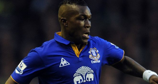 Royston Drenthe: Brings a touch of 'fantasy' to Everton's play, says Distin