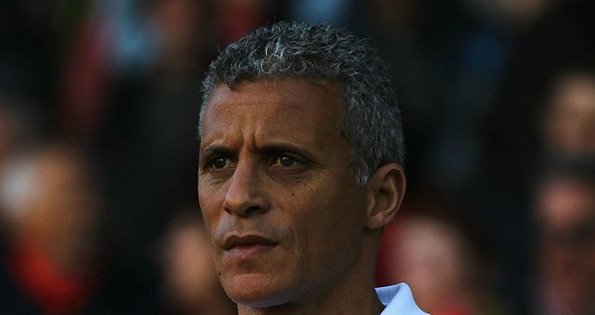 Keith Curle: New Notts County boss
