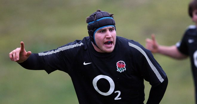Ben Morgan: Could come into consideration for a starting berth for the game against Italy