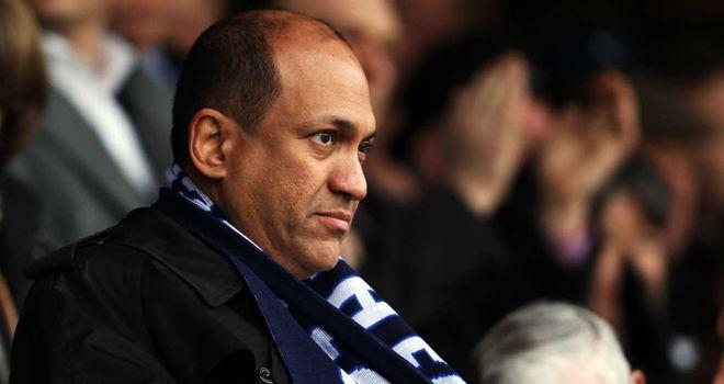Balu Chainrai: Former owner has withdrawn his bid to buy League One club Portsmouth