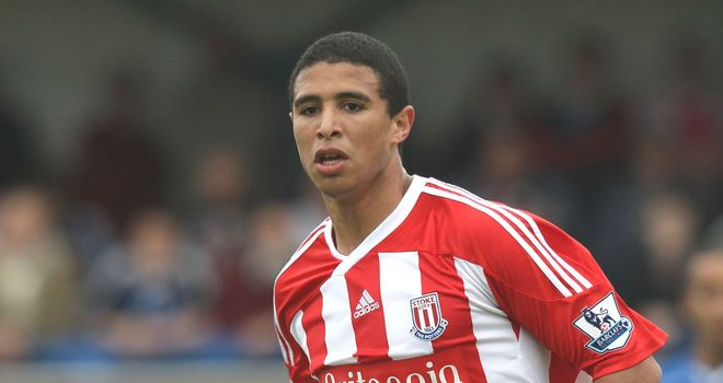 Diego Arismendi: Stoke man joins Huddersfield on loan for the rest of the season
