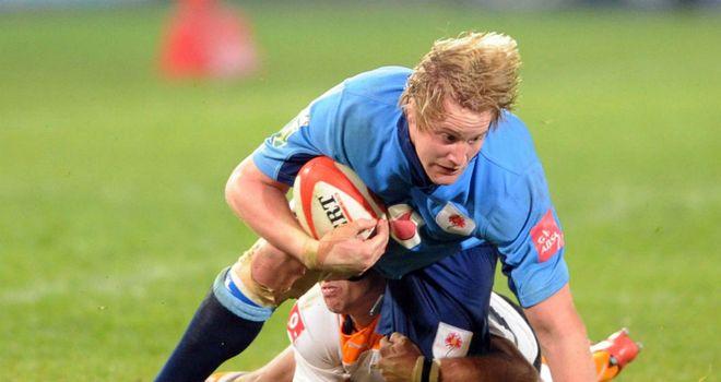 Gerrit-Jan van Velze: Will team up with Northampton in the summer
