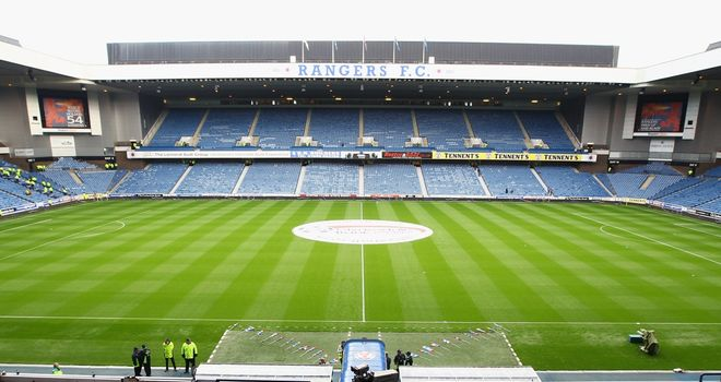 Rangers have been voted into Division Three of Scottish Football