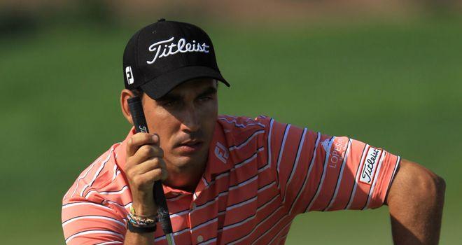 Rafael Cabrera-Bello: Chasing a Masters spot