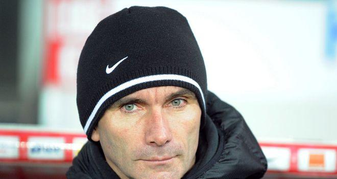Patrice Carteron: Urged his team to focus