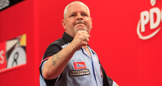 Robert Thornton: Another huge win over Taylor