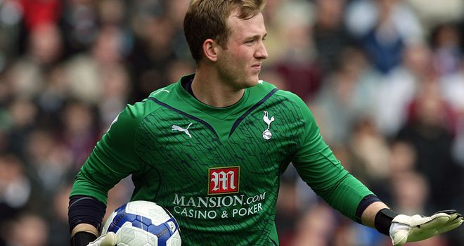 Ben Alnwick: The former Tottenham goalkeeper has left Barnsley by mutual consent