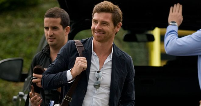 Andre Villas-Boas: Has a second chance to shine in the Premier League after becoming Spurs boss