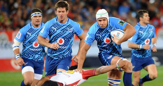 Juandre Kruger: Has agreed to team up with Racing Metro