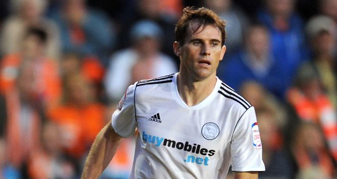 Kilbane: Late winner for Coventry