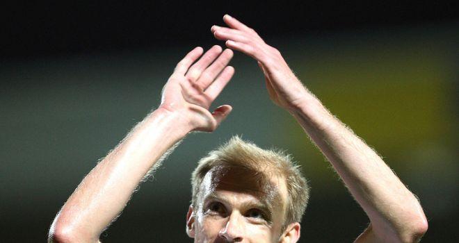 Chadwick: Goalscoring hero