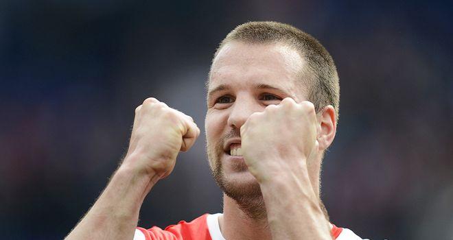 Ron Vlaar: Feyenoord defender has agreed a three-year contract with Aston Villa