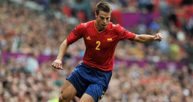 Cesar Azpilicueta: Young Spanish defender has joined Chelsea from Marseille