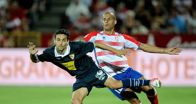 Mikel Rico (right): Signed with Athletic Bilbao on a three-year deal