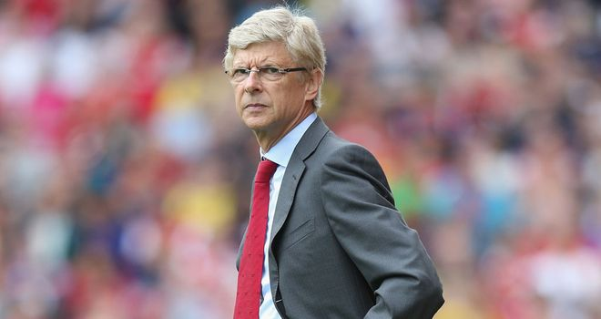 Arsene Wenger: Confident Arsenal are still capable of goals despite the sale of Robin van Persie