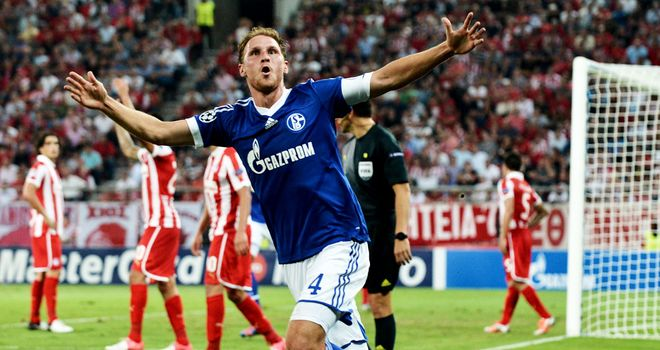 Benedikt Howedes: Germany defender has made over 200 appearances for Schalke 04
