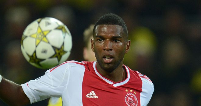 The winger returned to Ajax for a second spell in the 2012/13 season