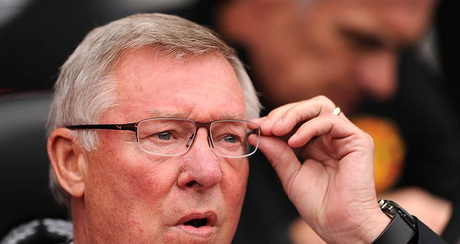 Sir Alex Ferguson: Hailed impact of subs in dramatic win at Southampton